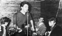 The Quarrymen at the Casbah Coffee Club on the Four Hour Beatles Tour
