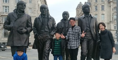 3 Hour Beatles Tour Statues