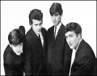 The Beatles Paul McCartney Pete Best George Harrison John Lennon