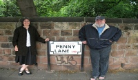 3 Hour Beatles Tour at Penny Lane