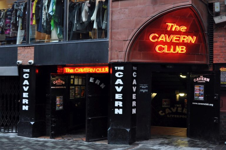 The Cavern Club, Mathew Street, finish your Beatles tour here