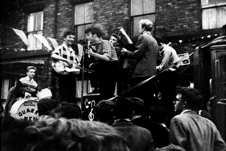 Learn about John Lennon and The Quarrymen on your Liverpool Beatles tour